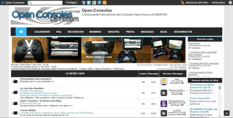 Open-Consoles fait peau neuve ! |  Open-Consoles | [OH]-NEWS | Scoop.it