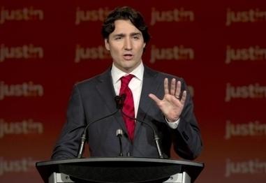 Justin Trudeau est élu chef du Parti libéral du Canada | Politique fédérale-Canada | Scoop.it