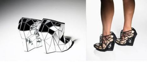 The 3D Printing Revolution, & What it Means for Fashion/Luxury | Fashion's Collective | 3D design learning | Scoop.it