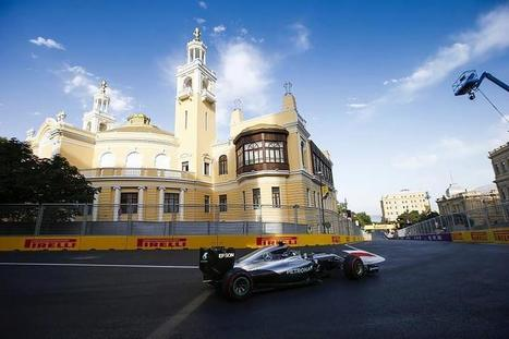 Alain Prost: Baku F1 coverage and show were a disaster and boring | CLOVER ENTERPRISES ''THE ENTERTAINMENT OF CHOICE'' | Scoop.it