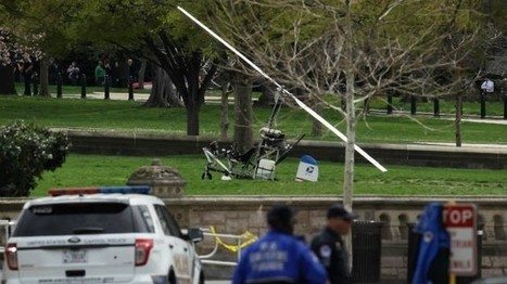 WH: Secret Service may learn 'useful lessons' from gyrocopter landing - The Hill (blog) [really, is this a humor item?] | News You Can Use - NO PINKSLIME | Scoop.it