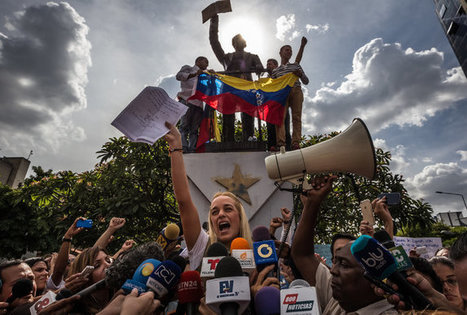 Opposition in Venezuela Is Unsettled by Leader's Sentence | World Politics and news | Scoop.it