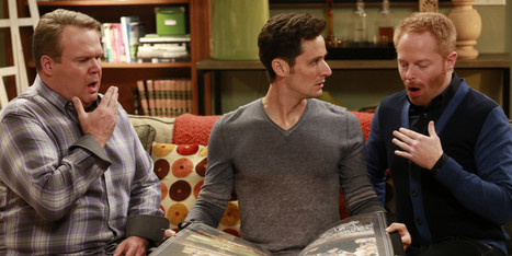 This 'Modern Family' Story Is Awfully Familiar ... | Television Sitcoms | Scoop.it