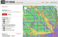 Open City - Civic apps built with open data | HigherEd Technology 2013 | Scoop.it