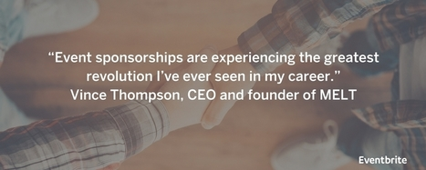 The New Rules of Event Sponsorships | Focus on Green Meetings & Digital Innovation | Scoop.it
