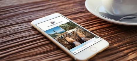 Les collages photo et les vidéos en direct débarquent sur Facebook   Réseau social Facebook Twitter formation et autoformation   Scoop.it