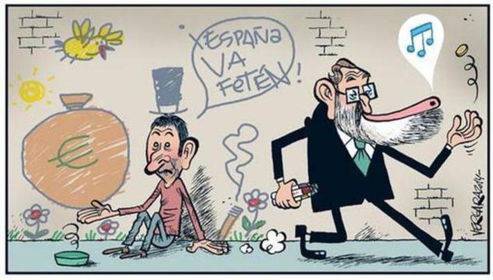 Tweet from @ahorapodemos | Partido Popular, una visión crítica | Scoop.it