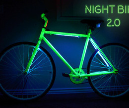 Night Bike 2.0 with LED's   Open Source Hardware News   Scoop.it