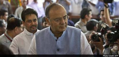 Arun Jaitley Seeks Cooperation for Early Rollout of GST - NDTV | Financial activities in Pune | Scoop.it