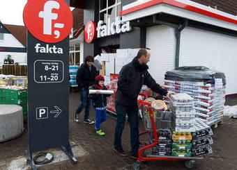 Danskerne vilde med grænsehandel - i Fakta | Gruppe 6 Fleggaard | Scoop.it