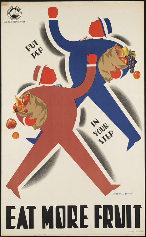 Vintage Posters from the Golden Age of Travel, 1910-1959   A Cultural History of Advertising   Scoop.it