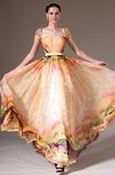 [EUR 129,99] eDressit 2014 Nouveauté Manches couvertes Imprimé Longue Robe de Soirée (00142068)   les plus belles robes de soirée   Scoop.it