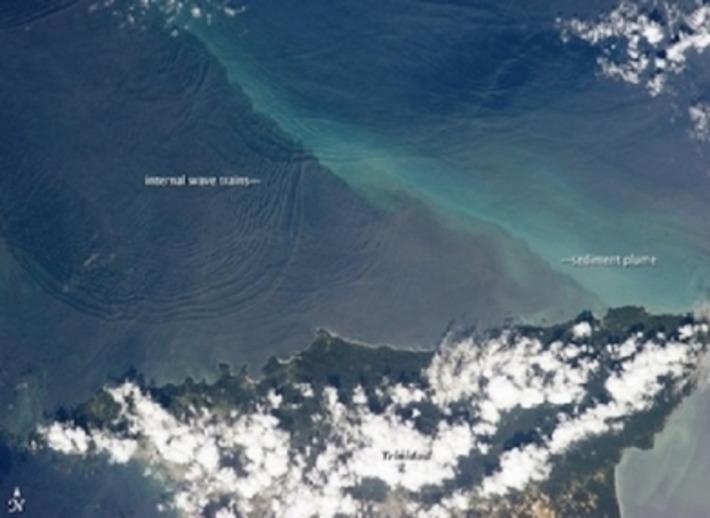 Une succession de 250 vagues sous-marines détectée | Océan et climat, un équilibre nécessaire | Scoop.it