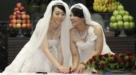 Comment peut-on être pour le mariage et contre l'adoption pour les couples homosexuels? | Slate | ECJS Jeu de rôle sur le mariage pour tous | Scoop.it