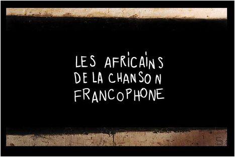 Les africains de la chanson francophone | Films interactifs et webdocumentaires | Scoop.it