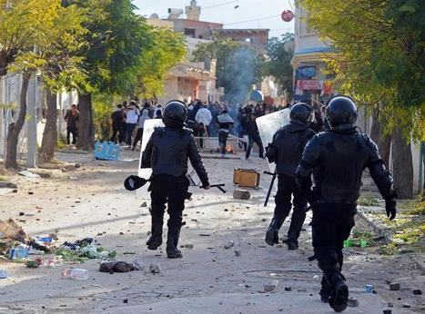 Tunisia clashes after police arrest jihadist suspects | War Against Islam | Scoop.it