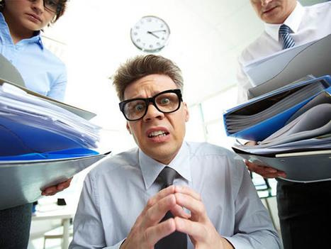 10 comportamientos que no tiene la gente exitosa | SoyEntrepreneur | Three | Scoop.it