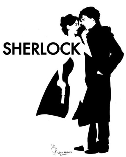 Irene & Sherlock - Compromising Positions | Sherlock Holmes | Scoop.it