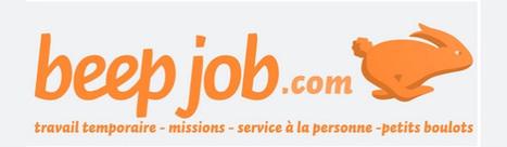 Beep job, le site qui aide les étudiants à trouver un job !   Actualités ESSCA   Scoop.it