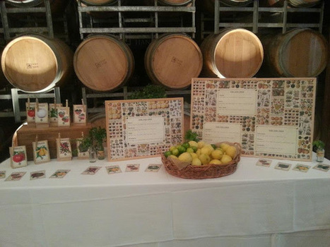 The Wedding Gurus: A 'sustainability' theme with a little bit of vintage & some rustic tones | Candy Buffet Weddings, Events, Food Station Buffets and Tea Parties | Scoop.it