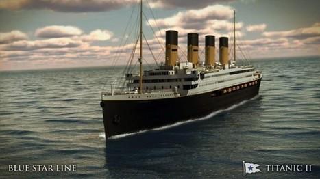 New York, ecco la replica del Titanic. Viaggerà dal 2016 - La Repubblica   Studio Doc - Eventi e servizi di marketing turistico   Scoop.it