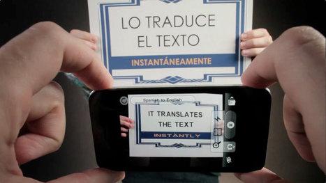Word Lens : traductor de realidad aumentada | Libros electrónicos | Scoop.it