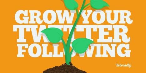 Content Curation on Twitter: 7+ Secrets Revealed - Rebrandly Blog | Organización y Futuro | Scoop.it