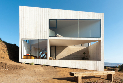 D House / Panorama Arquitectos | Architecture | Architecture | Scoop.it