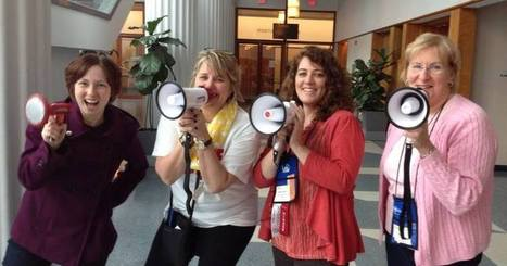 School Librarians - Leading Out Loud - Living in Dialogue | School Library Advocacy | Scoop.it