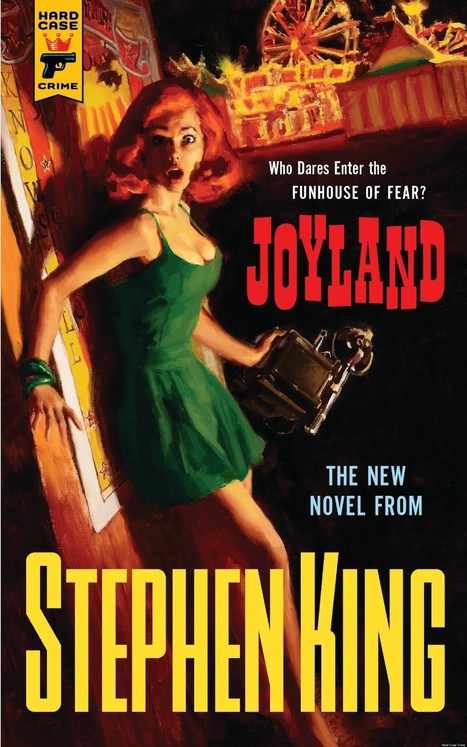 READ: Exclusive Excerpt From New Stephen King Novel | Young Adult Reads | Scoop.it