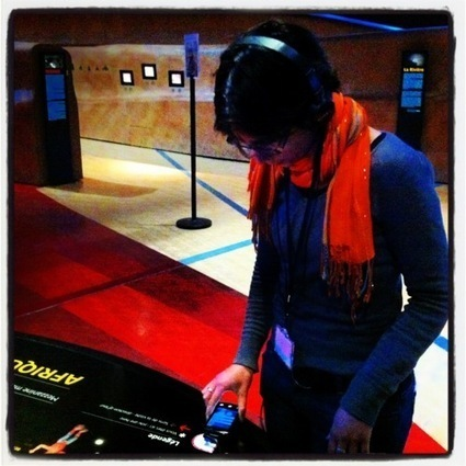 #NumMQB Écouter les instruments du Quai Branly... avec un mobile | NTIC et musées | Scoop.it