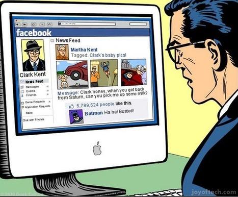 Septembre 13 : les nouvelles fonctionnalités Facebook pour le Community Manager | Facebook pour les entreprises | Scoop.it