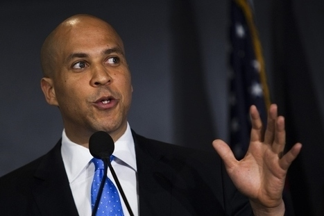 Cory Booker Makes Child Poverty His Legislative Priority | Fight against Poverty in America | Scoop.it