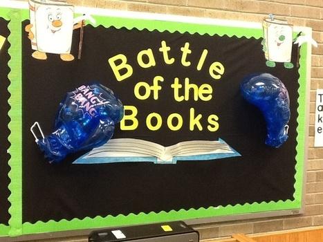 Battle of the Books   Book Battle   Scoop.it