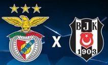 Golos Benfica 1 vs 1 Besiktas – Liga dos Campeões | Vídeos do Glorioso - Benfica | Golos Benfica | Scoop.it
