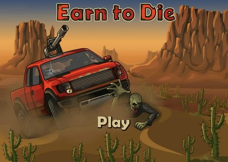 Earn to Die | Action Games | Online Shooting Games | Scoop.it