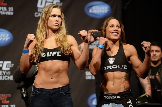 'Rowdy' Ronda Rousey defends her title at UFC 157, first women's main event | Social Security Disability Application Attorney