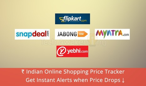 Track Product Price Drops on Top Indian E-commerce Websites | Google Apps Script | Scoop.it