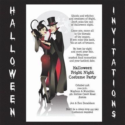 Halloween | Party Invitations | Scoop.it