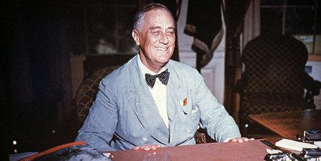 Управление страхами в эпоху перемен: секреты Франклина Рузвельта | Strategy, Changes & Processes | Scoop.it
