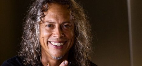 Why Metallica Guitarist Kirk Hammett Decided to Launch a Startup | MUSIC:ENTER | Scoop.it