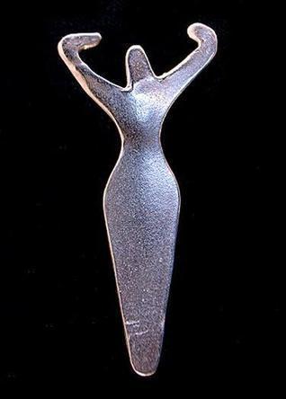 Twitter / PatrickMundus: Ancient goddess - Bird Lady ... | Ancient Origins of Science | Scoop.it