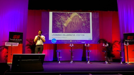 #ATN2016 : comment réinjecter de l'humain dans le digital ? | E-tourisme et NTIC | Scoop.it