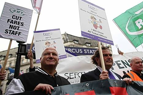 Simon Jenkins: It's easy to blame Bob Crow for Tube strike but he's just doing his job | Economy | Scoop.it