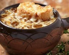 Soupe gratinée à l'oignon light | EatingCulture | EasyCooking | Hobby, LifeStyle and much more... (multilingual: EN, FR, DE) | Scoop.it