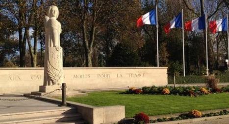 Où sont morts les Poilus calaisiens (carte interactive) | Centenaire de la Première Guerre Mondiale | Scoop.it