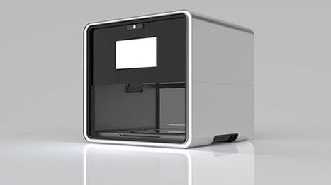 New 3D printer lets home cooks print their dinner | Digital Printing | Scoop.it