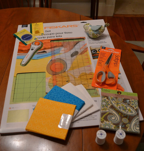 Much Ado About Somethin: Taking Up Quilting | Crafting Quilting | Scoop.it