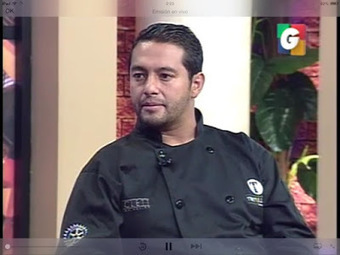 Chef Pablo Alvarado de Tertulianos Xela, un ejemplo Emprendedor en un show con Tuti   CorpoEventos   Scoop.it