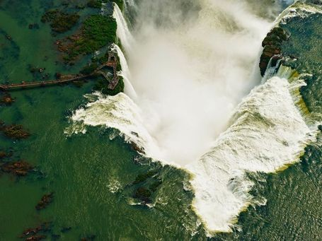 Photo of the Day-Iguazu Falls | Geography Education | Scoop.it